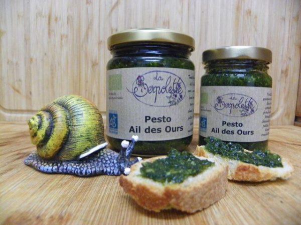 Pesto Ail des Ours