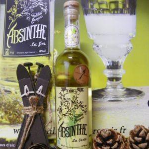 Absinthe La Verte 72 °