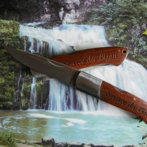 Couteau – La Source du Lison